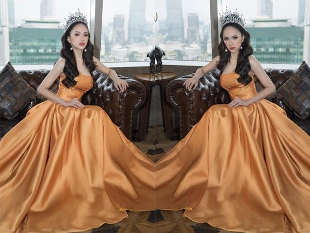 HH Hương Giang chính thức trở thành giám đốc quốc gia Việt Nam của Hoa hậu Chuyển giới