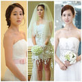 Thời trang - Ngắm váy cưới phim Hàn hút hồn khán giả