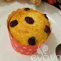 Bếp Eva - Nếm thật đã bánh bông lan nho
