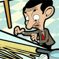 Clip Eva - Mr Bean học nấu spaghetti