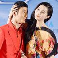 Làng sao - Phạm Băng Băng ôm ấp Huỳnh Hiểu Minh