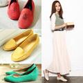 Thời trang - Ngất ngây với BST giày bệt mùa hè