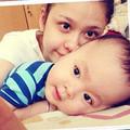 Làm mẹ - Ảnh cực yêu của con Trương Quỳnh Anh