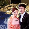 Làng sao - Lộ thiệp mời cưới của Đan Trường - Thủy Tiên