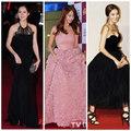 Thời trang - 'Đã mắt' ngắm thời trang thảm đỏ sao Hàn