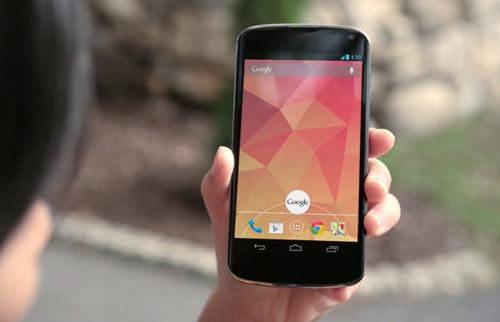 loi thuong gap tren smartphone chay android jelly bean - 1