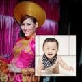 Làng sao - Lộ ảnh con trai của người mẫu 9x Bắc Linh