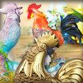 Nhà đẹp - Bày gà phong thủy đuổi mạnh tà dâm