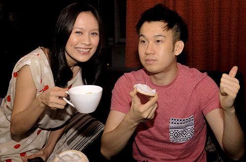 vuot scandal, my le hang say tap luyen - 8