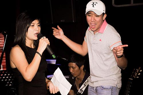 vuot scandal, my le hang say tap luyen - 4