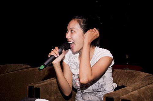 vuot scandal, my le hang say tap luyen - 9