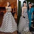 Thời trang - Huyền Ny 'đụng' váy hiệu với Phạm Băng Băng