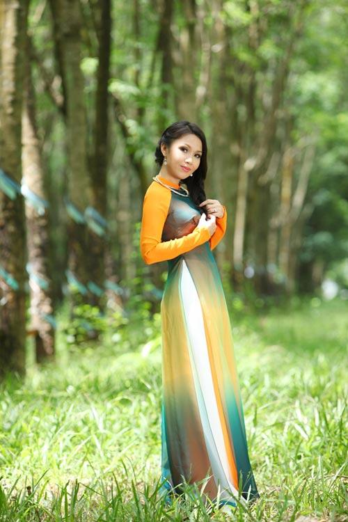 cam ly thuot tha ao dai dao rung cao su - 2