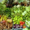 Mua sắm - Giá cả - Khan hàng, rau xanh tăng giá phi mã