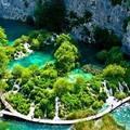 Xem & Đọc - Thiên nhiên tuyệt mỹ của 'hồ thần tiên' Plitvice