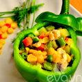 Bếp Eva - Lạ miệng gà xào ngũ sắc