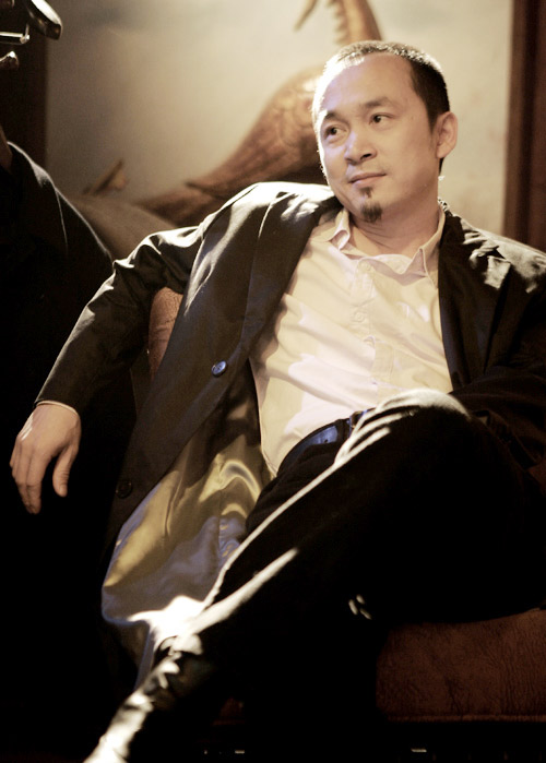 """quoc trung: """"dung so sanh idol voi the voice"""" - 3"""