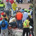 Hình ảnh kinh hoàng nổ bom ở giải Marathon Boston
