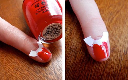 kieu nail vintage cho ky nghi - 5