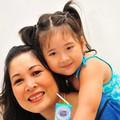 Làm mẹ - Hồng Vân: Tập bé, tập lớn cùng con