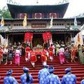 Lễ Hội Đền Hùng: Hội làng trong hội nước