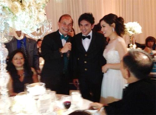 """""""Đột nhập"""" đám cưới hoành tráng của Đan Trường-12"""