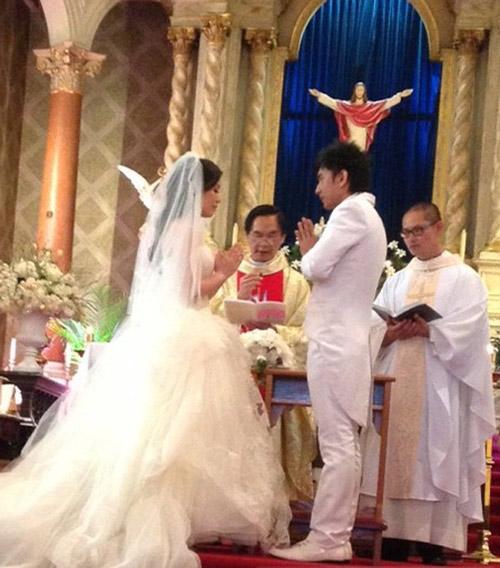 """""""Đột nhập"""" đám cưới hoành tráng của Đan Trường-2"""