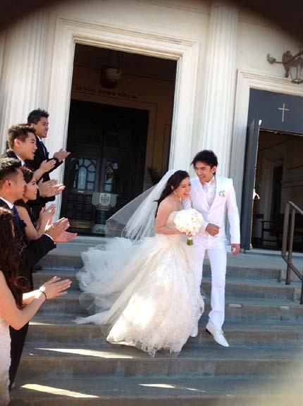 """""""Đột nhập"""" đám cưới hoành tráng của Đan Trường-5"""