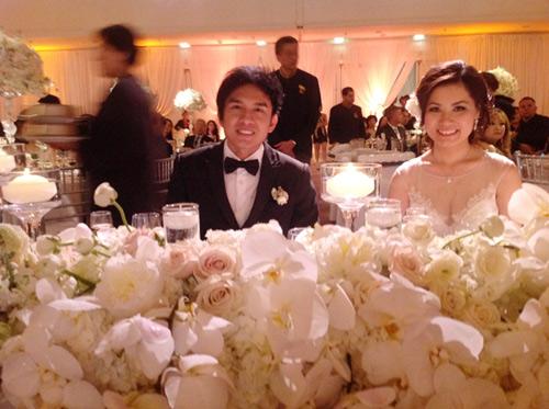 """""""Đột nhập"""" đám cưới hoành tráng của Đan Trường-13"""