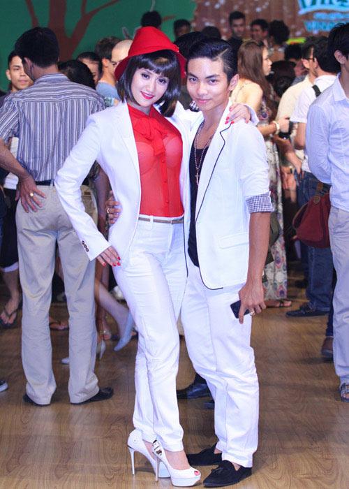 bnhv 2013: khanh thy 'lot xac' ngoan muc - 1