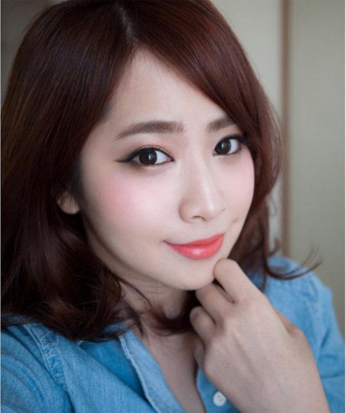 make-up rang ro cho nang cong so - 10