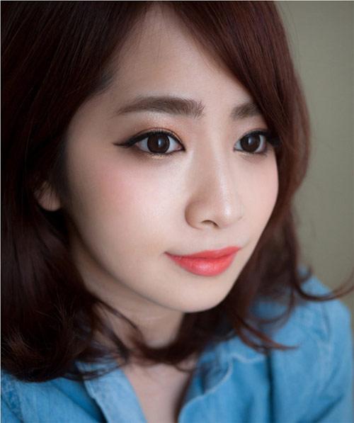 make-up rang ro cho nang cong so - 9
