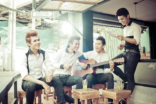 hot girl quynh chi ket hop voi v.music - 5