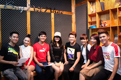 hot girl quynh chi ket hop voi v.music - 13