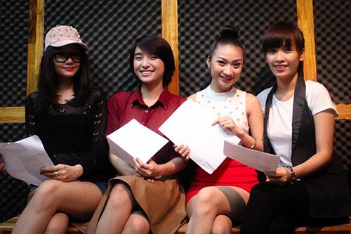 hot girl quynh chi ket hop voi v.music - 14