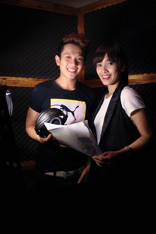 hot girl quynh chi ket hop voi v.music - 9