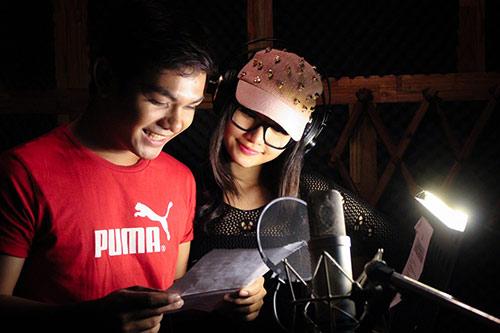 hot girl quynh chi ket hop voi v.music - 11