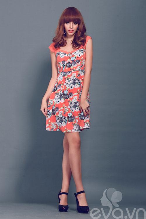Chọn váy xòe xinh như An 'Tây'-2