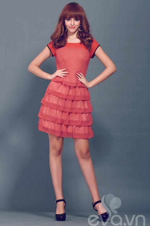 Chọn váy xòe xinh như An 'Tây'-4