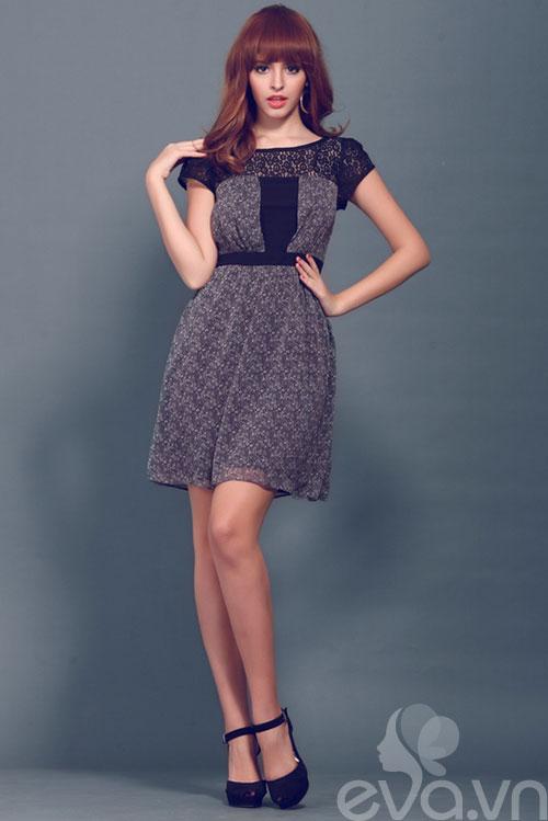 Chọn váy xòe xinh như An 'Tây'-5