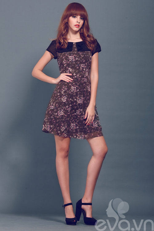 Chọn váy xòe xinh như An 'Tây'-8