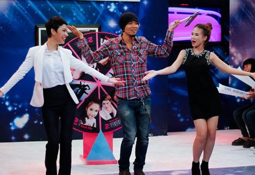 "tra my idol dien ao tu than van ""chuan men"" - 15"