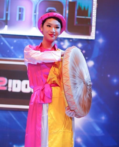 "tra my idol dien ao tu than van ""chuan men"" - 3"