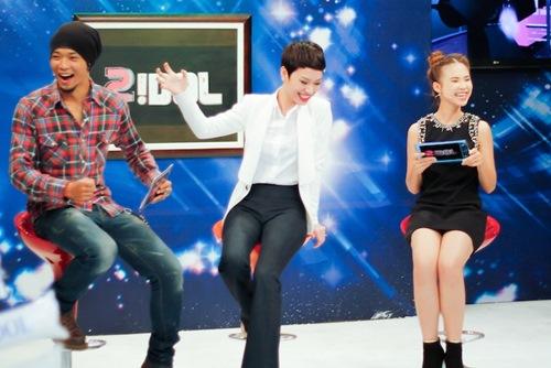 "tra my idol dien ao tu than van ""chuan men"" - 5"