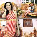 Nhà đẹp - 150m2 đẹp 4 mùa của hoa hậu Đàm Lưu Ly
