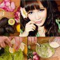 Làm đẹp - Nhật ký Hana: Tóc mọc nhanh nhờ trái bơ