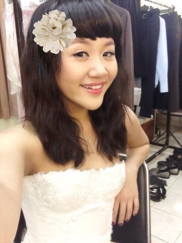 "van mai huong ""sen sam"" voi guong mat khac la - 1"