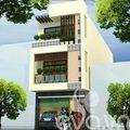 Nhà đẹp - Xây nhà 90m2 mát rượi ở Bắc Kạn