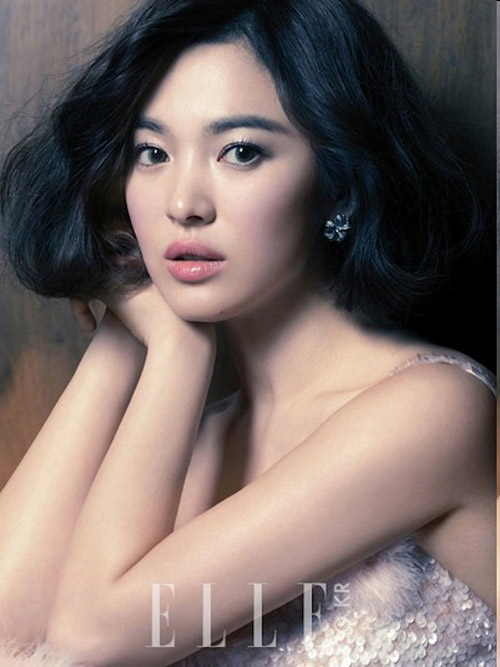 """song hye kyo va bi quyet lan da """"bach tuyet"""" - 2"""