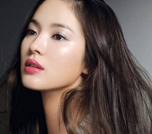 """song hye kyo va bi quyet lan da """"bach tuyet"""" - 3"""